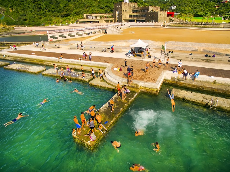"""The free """"Ho Ping Island Land Music Festival"""" will take place at 5 p.m. August 5 against the backdrop of breathtaking landscapes of coastal erosion in..."""