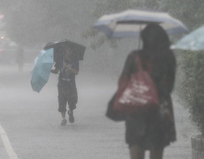 Flash flood warnings issued for northern Taiwan