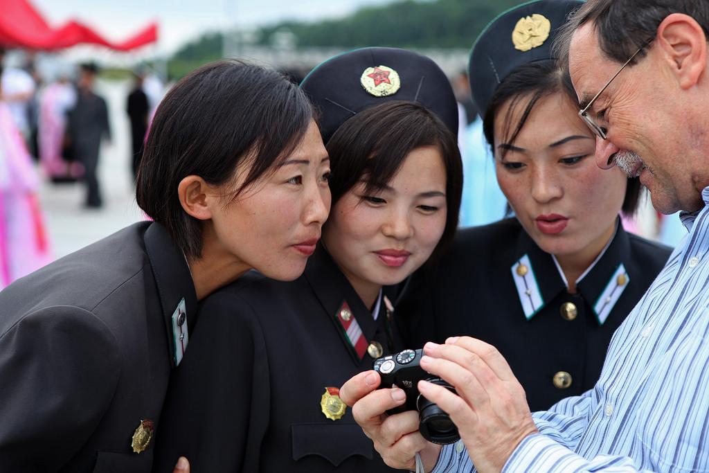 美情報:擁有上網權限北韓幹部愛上臉書及IG