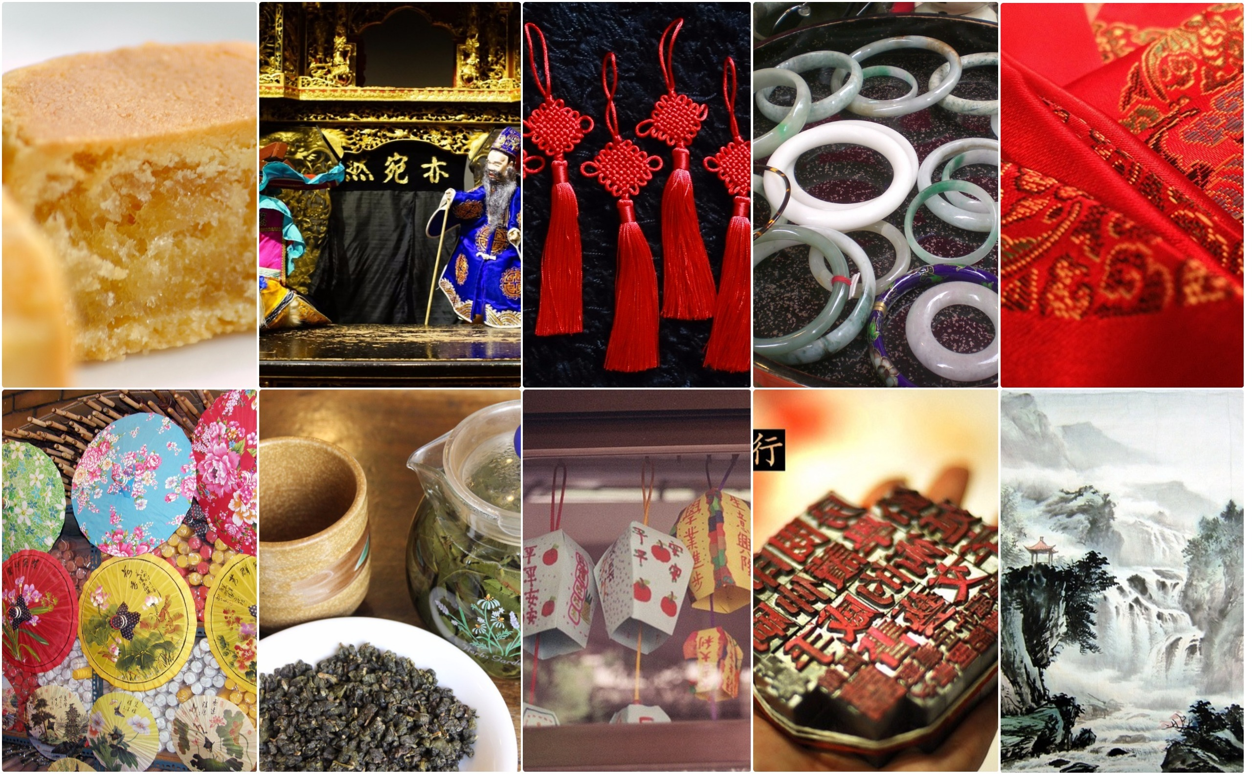 Top 10 souvenirs to buy in Taipei.