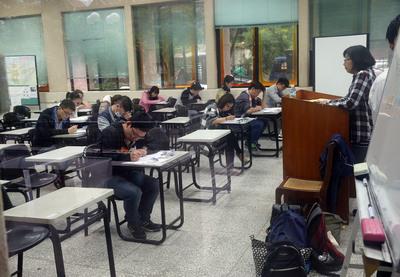 國營事業招考傳出舞弊案不只第一次,承辦招考的台灣金融研訓院也決議暫緩繼續協助辦理。
