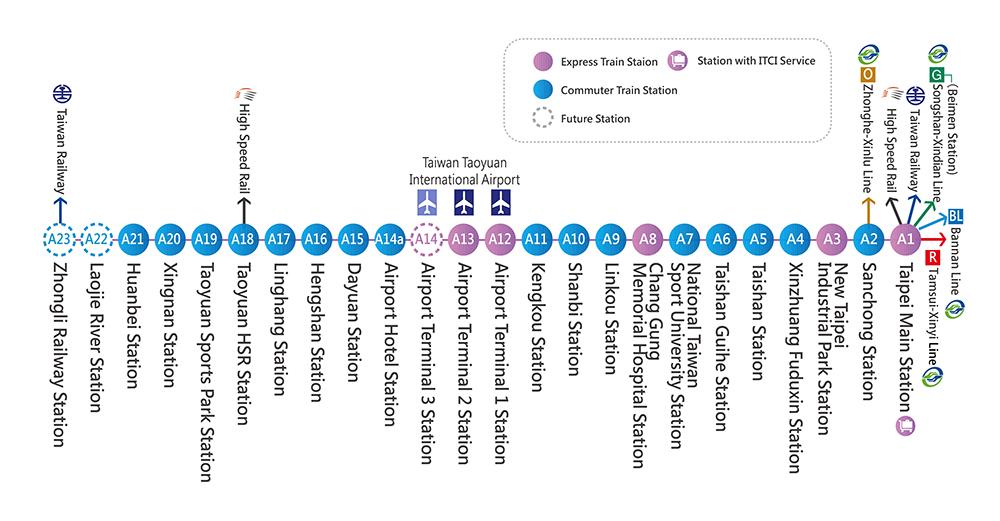 Airport MRT ridership to reach 10 million milestone in August