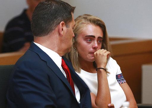 日前美國麻州一名女子Michelle Carter以簡訊鼓勵男友自殺的案件,美國時間3日判刑確定,Carter被依過失致死罪處以2年半刑期...