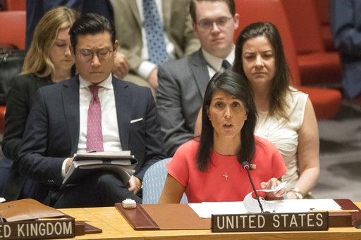 UN imposes tough new sanctions on North Korea