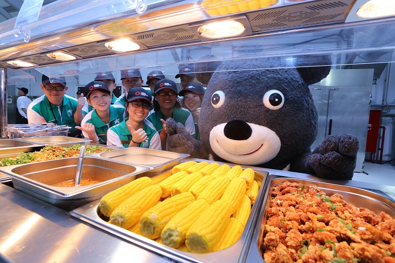 As the biggest sporting event Taiwan has ever hosted is entering the countdown stage, Taipei 2017 Universiade's athletes' village will open on August ...
