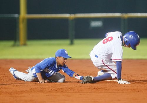 Taiwan will take on the United States for the right to be crowned the fourth WBSC U-12 Baseball World Cup champions in Tainan on Sunday, after defeati...