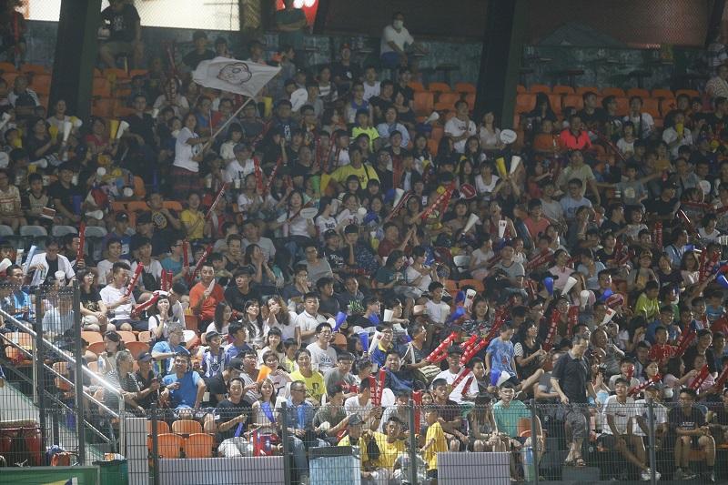 Taiwan, USA reach WBSC U-12 Baseball World Cup final