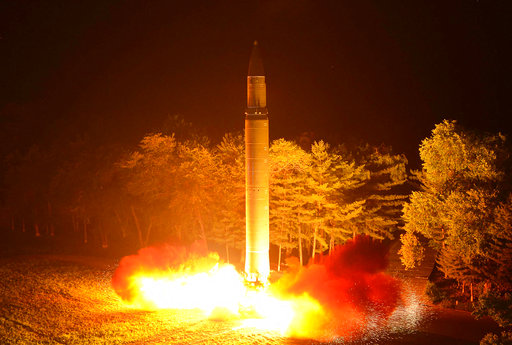 North Korea: We will launch salvo at USA base