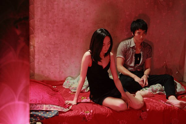 "Scene from film ""Monga"" posted by alice柯佳嬿 on luckyisme.pixnet"