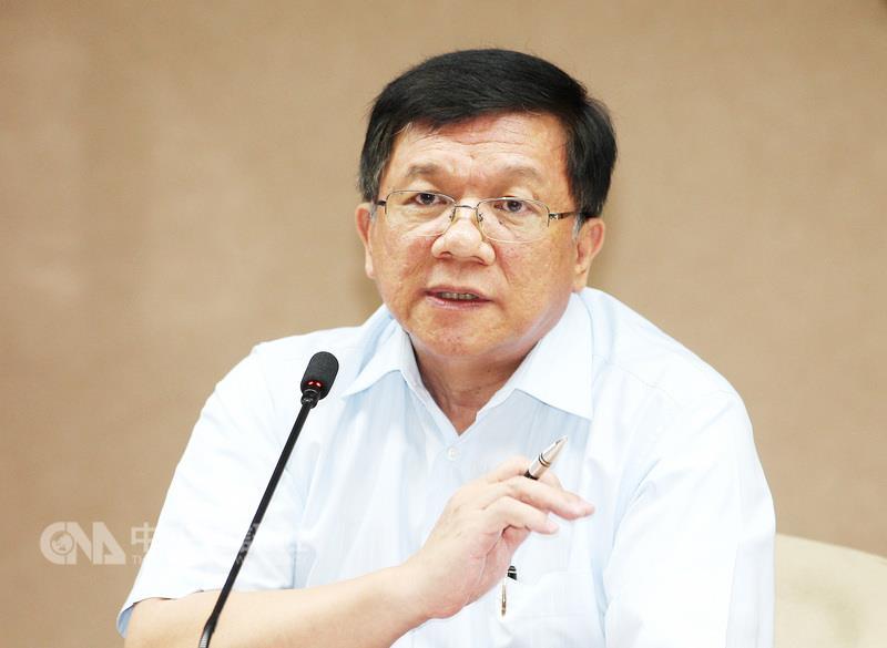 經濟部長李世光請辭獲准