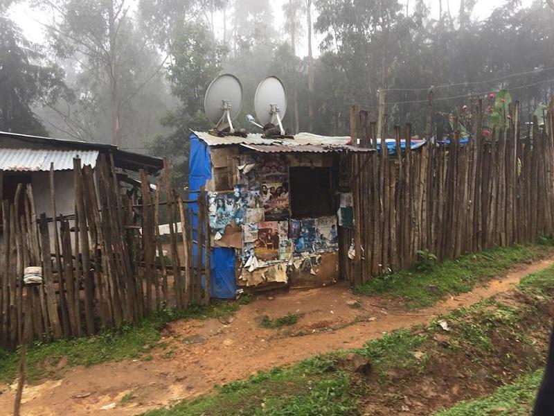 衣索比亞鄉下