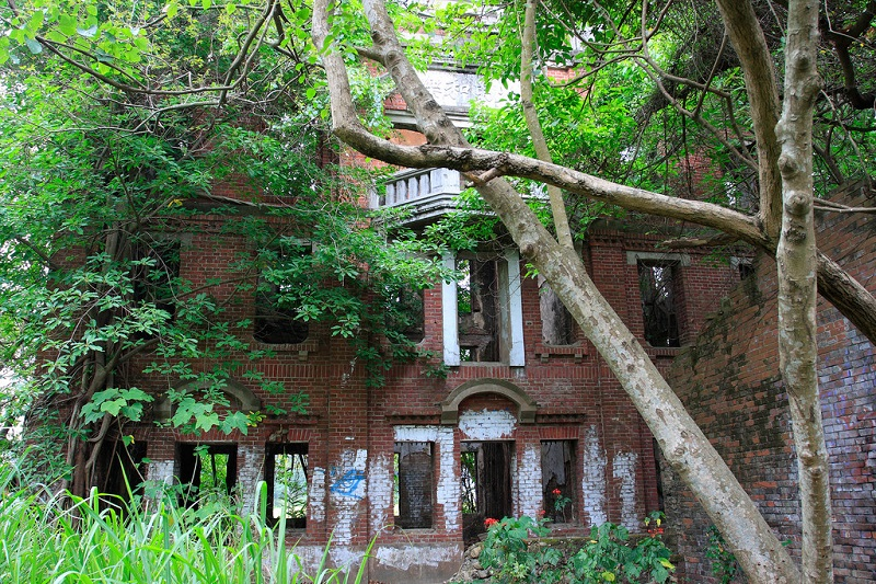 Seven spooky places in Taiwan