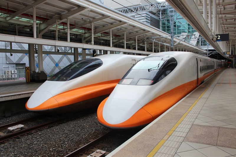 "Taiwan High Speed Rail Corp. announced Monday that bullet train tickets for the nine-day ""Mid-Autumn Festival and Double Ten Day"" holiday period from"