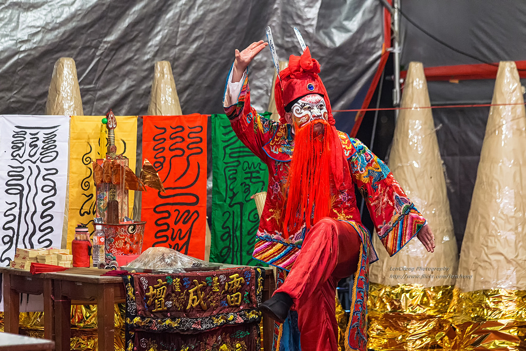 Guide to Ghost Month festivities in Taiwan
