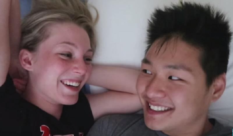 Twitch streamer STPeach gets grief from trolls for Asian boyfriend