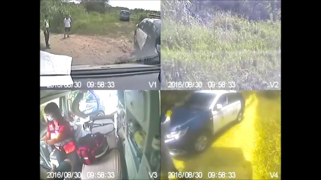 Screen capture of CNA video.