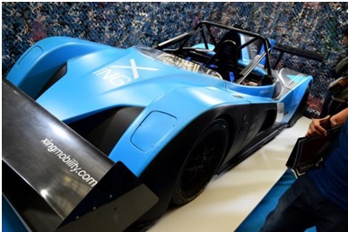 Taiwan to produce a game-changing supercar?
