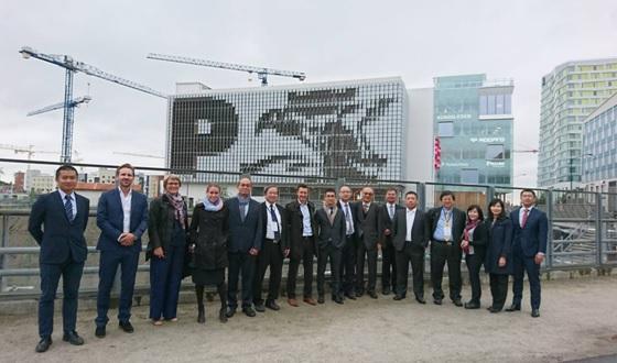 國經協會籌組赴丹麥、瑞典、愛沙尼亞經貿訪問團