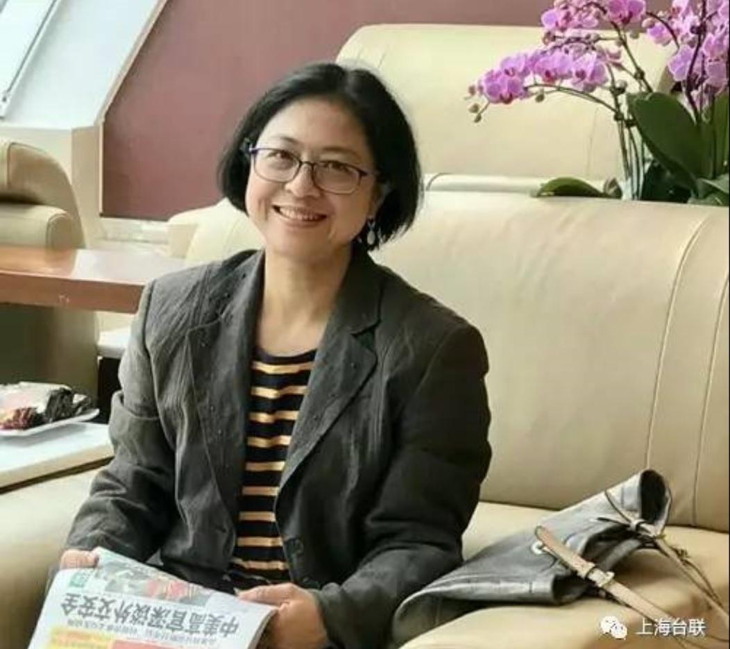 Lu Li-an (photo from Shanghai Taiwan Compatriots Friendship Association website).