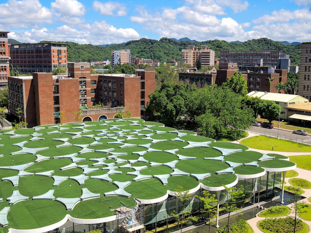 National Taiwan University. (Flickr user MinAn)