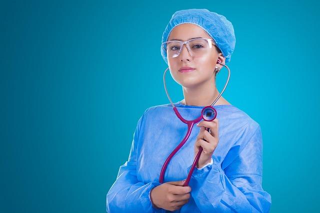 Stock image of nurse. (Photo by Pixapay user voltamax)