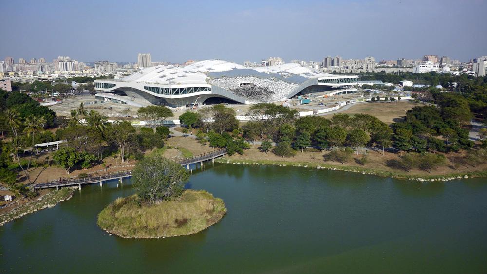 photo provenant du gouvernement de Kaohsiung