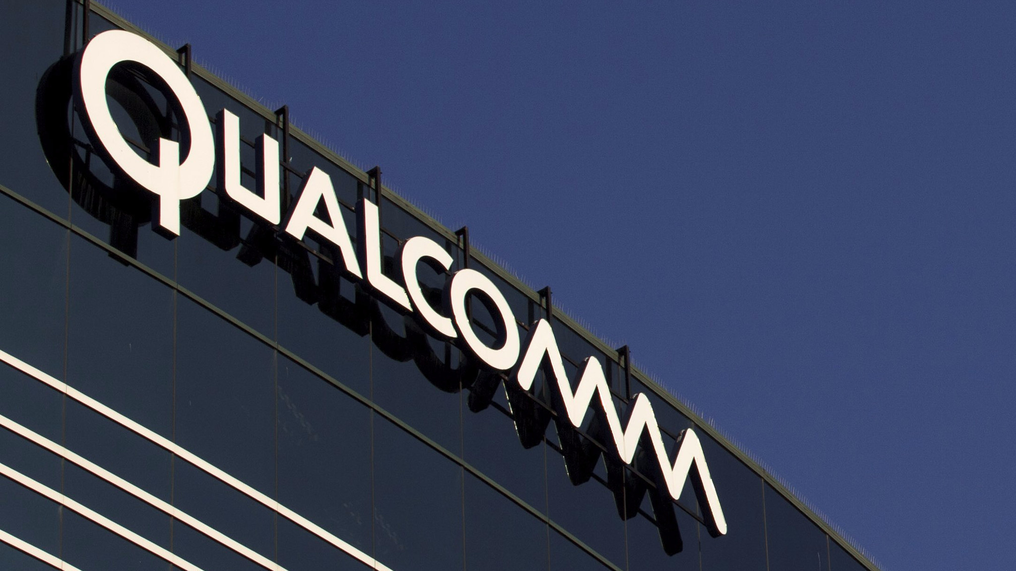 Qualcomm slapped with record fine by Taiwan's Fair Trade Commission.