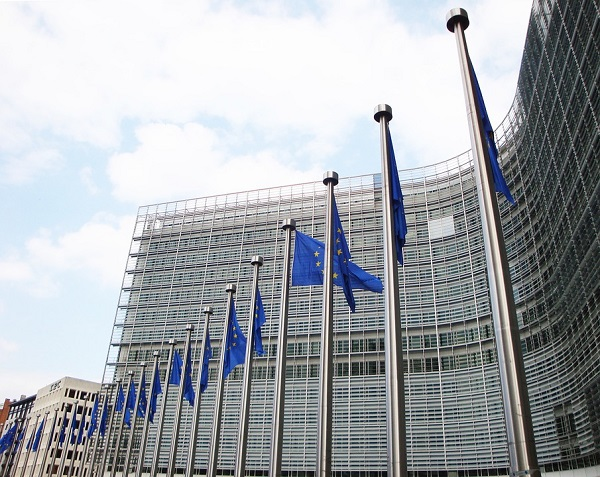 The EU headquarters (Photo courtesy of Pixabay)