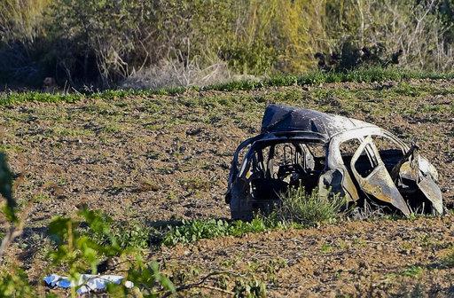 讀者超過全國各報 馬爾他名記者遭汽車炸彈暗殺