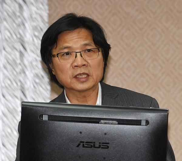 Taiwan's Interior Minister Yeh Jiunn-rong