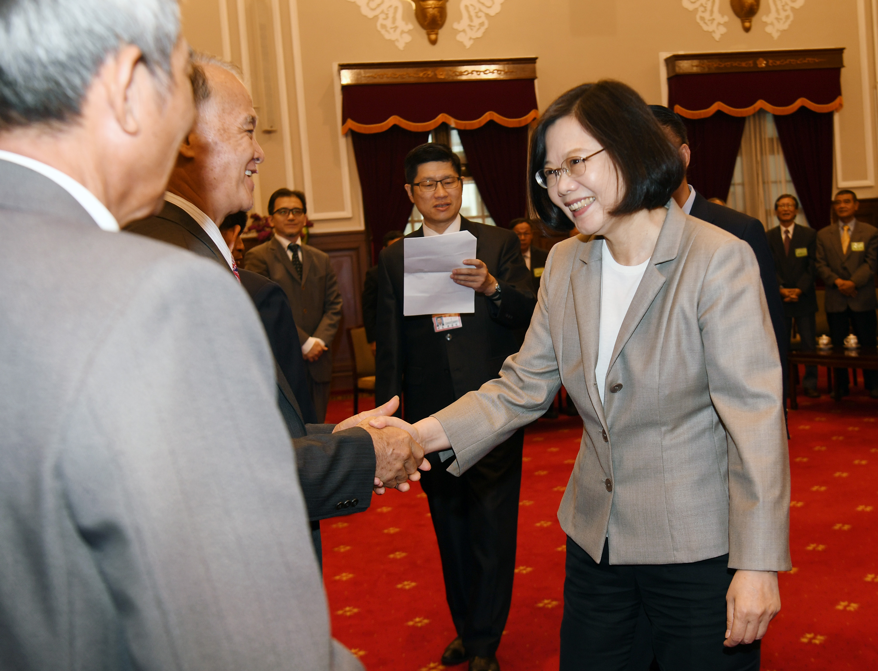 Taiwan President To Stop Over In Hawaii And G Taiwan News