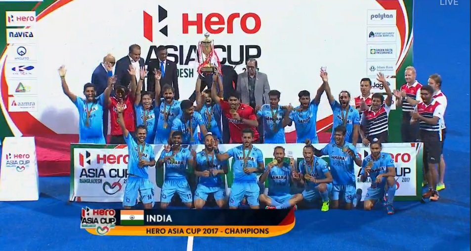New Delhi Taiwan News India On Sunday Ended Their 10 Year Wait For Another Asian Continental Triumph When They Beat A Gutsy Malaysia 2 1 In