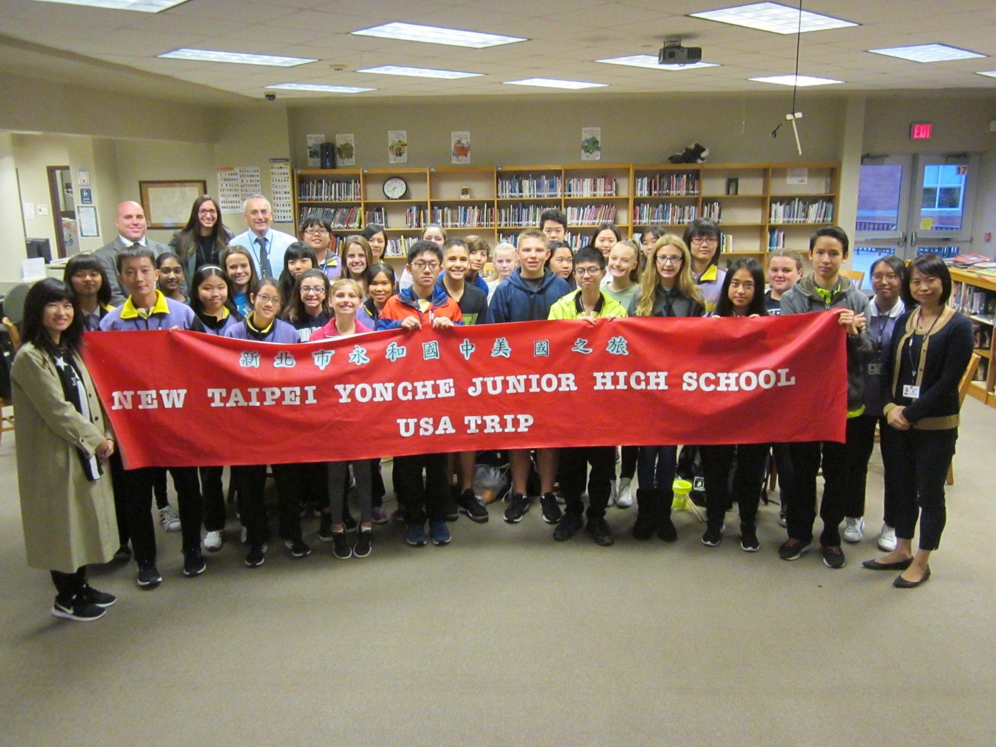 照片由新北市政府教育局提供