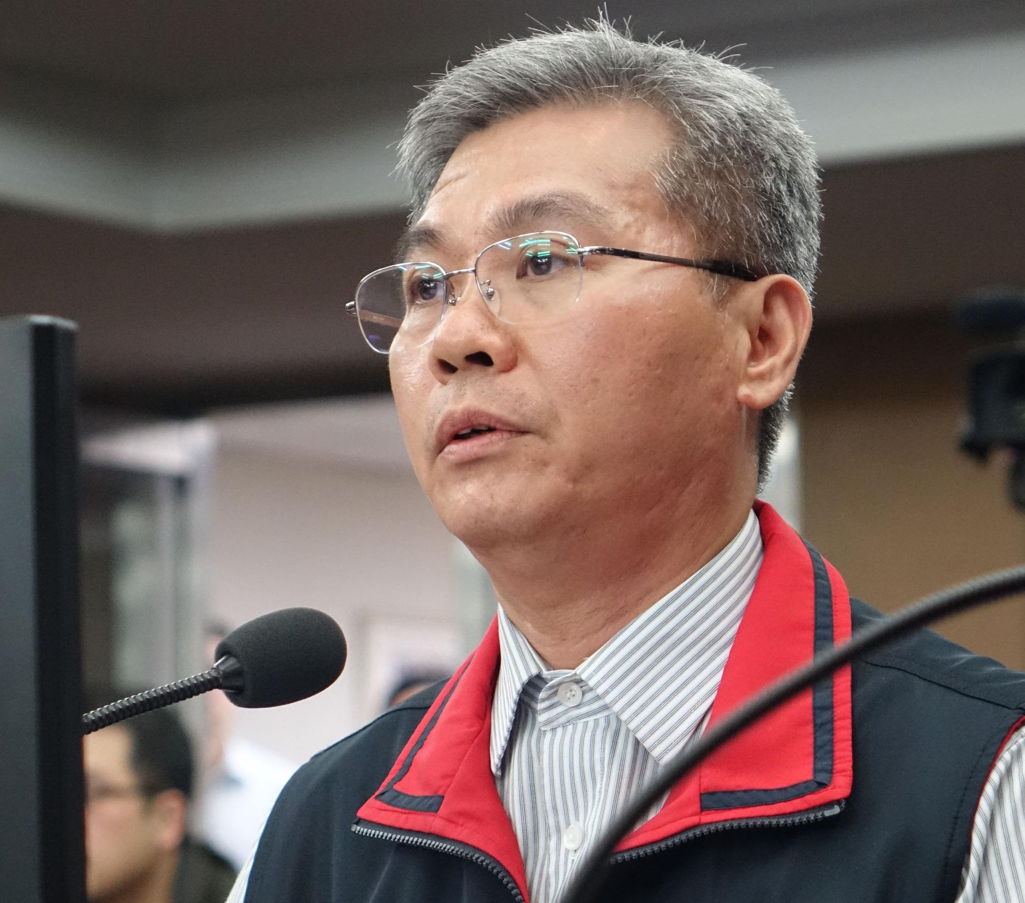政署3日發布多項高階警官人事調動,其中台北市警局主任秘書方仰寧調任台北市警局副局長。(中央社檔案照片)