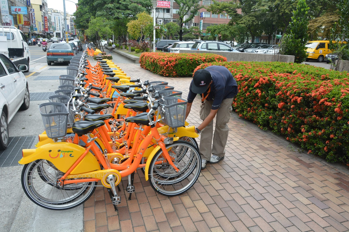 Taipei City wants to crack down on illegally parked bicycles.