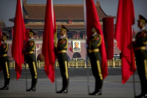 中國特色的自由 民主 人權 幽默