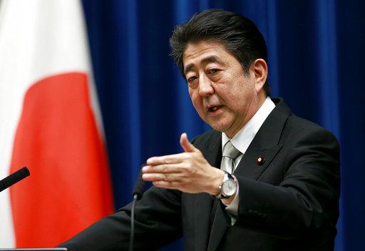 日本和平憲法的未來?安倍將在本週重啟修憲討論