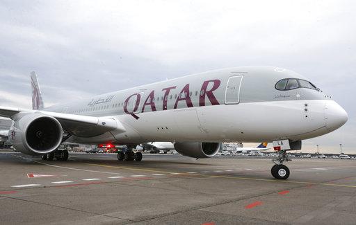 卡達航空成中東航空公司投資中國航空公司的首例,砸下重金買下國泰航空公司近百分之十的股權。美聯社