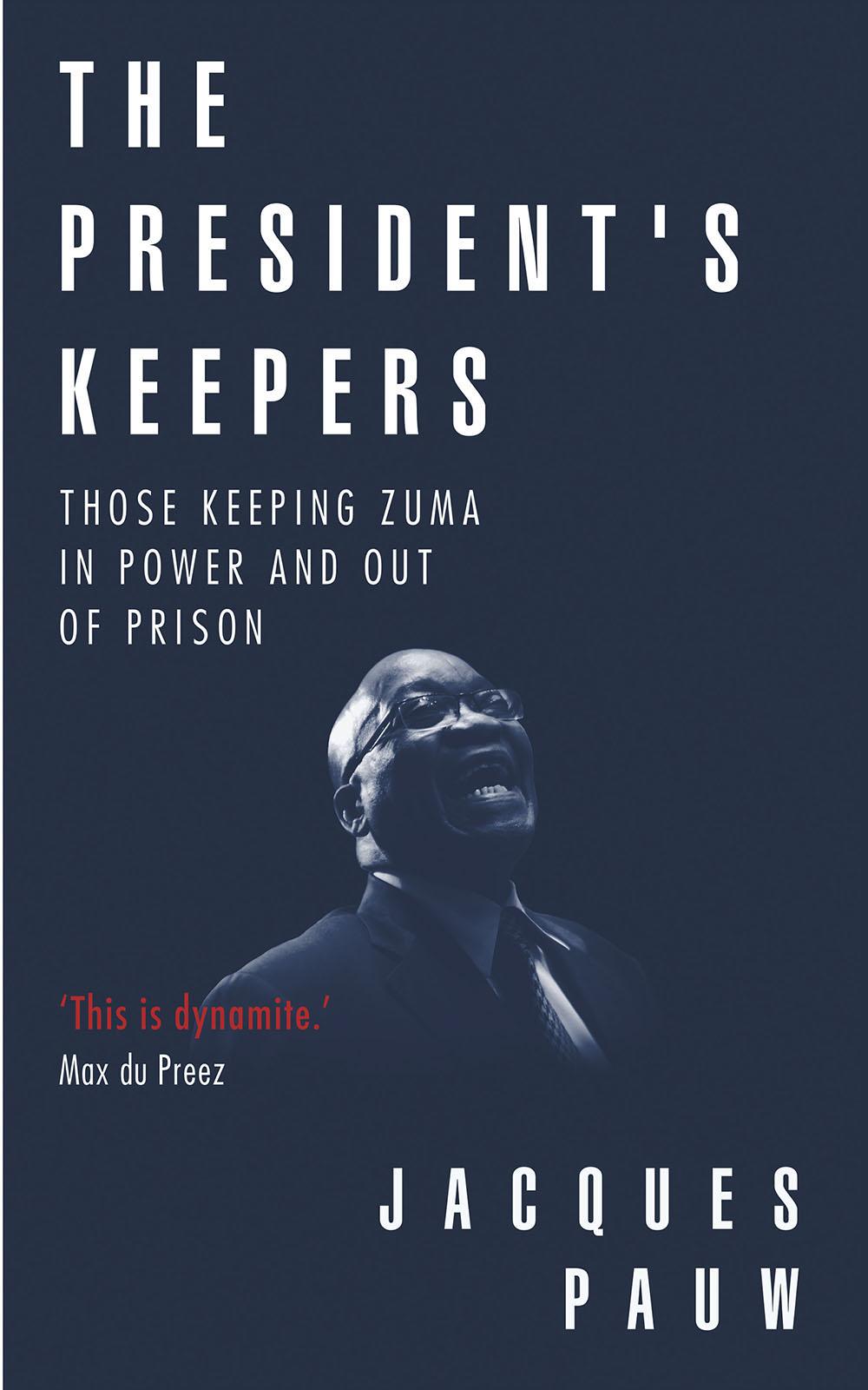 南非小眾的文學市場最近被該國最大的政治醜聞掀起,書店刮起史無前例的購書旋風,全因一本書揭露了政壇的最大醜聞。(圖片來源:Amazon)