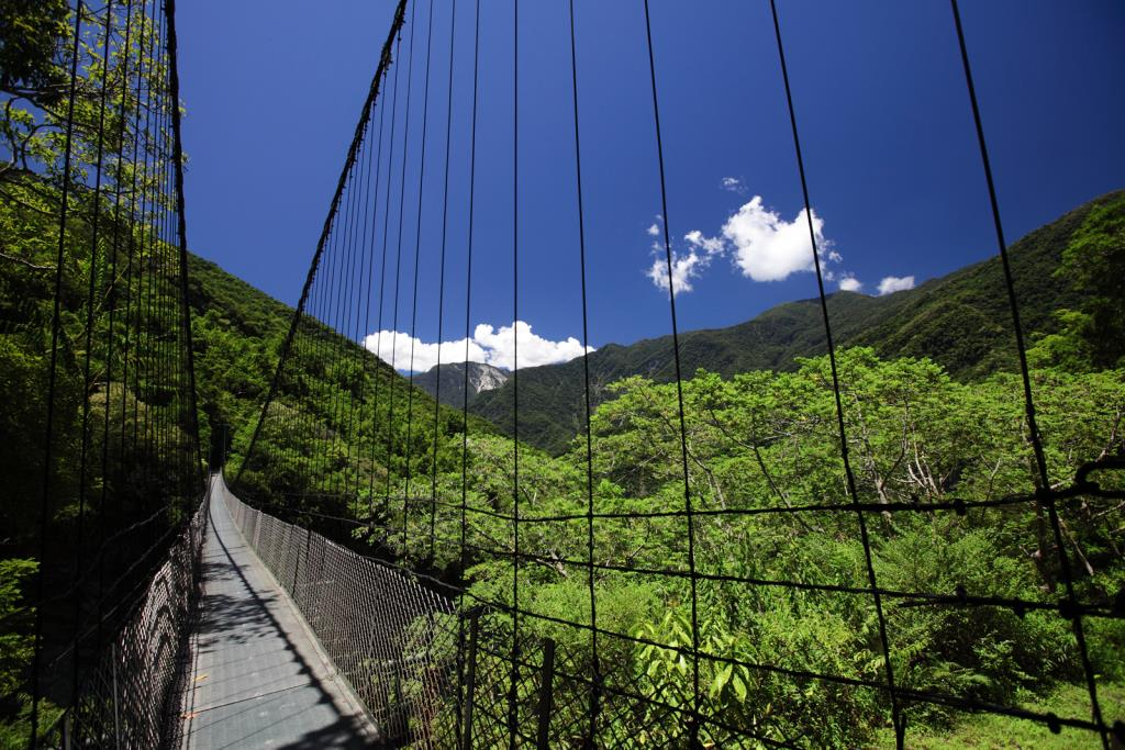Walami Trail. (Image by Hualien Tourist Service Network)