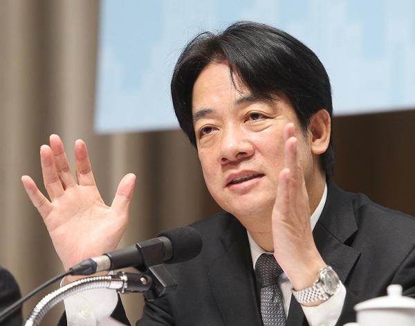 Premier William Lai