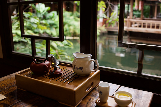 Top spots to enjoy tea in Taiwan | Taiwan News