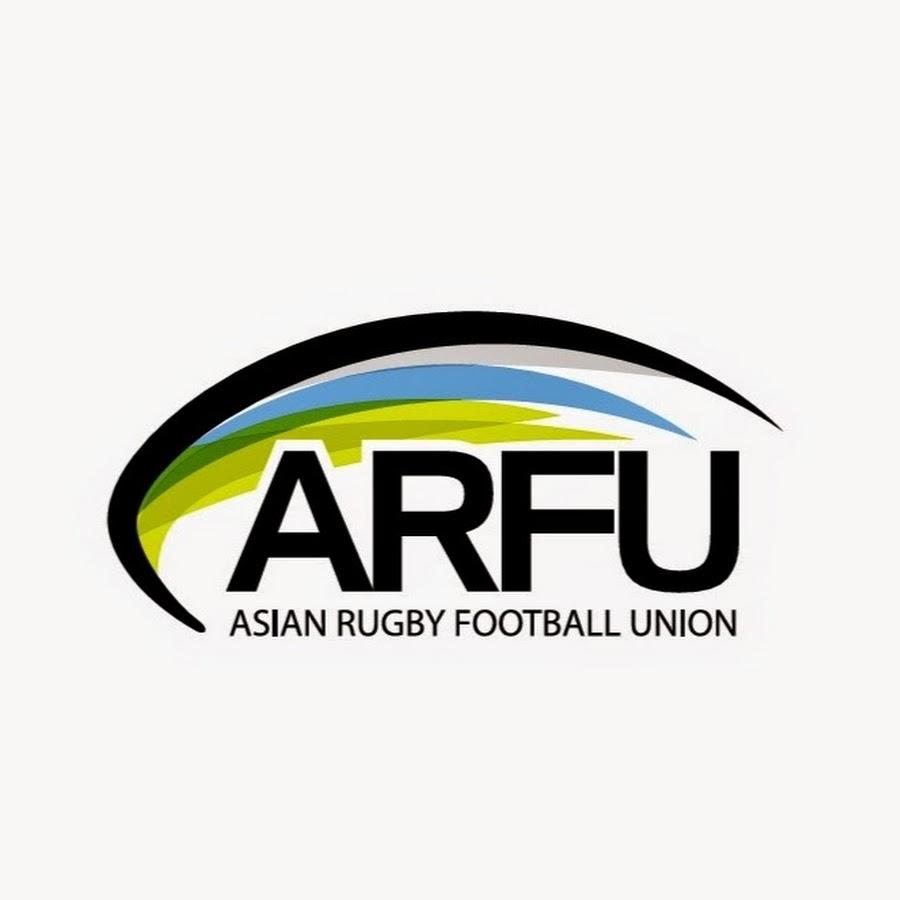 Asian Rugby Football Union logo