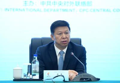 中國資深外交官宋濤(圖)17日將擔任中共特使,訪問北韓並通報19大情況。