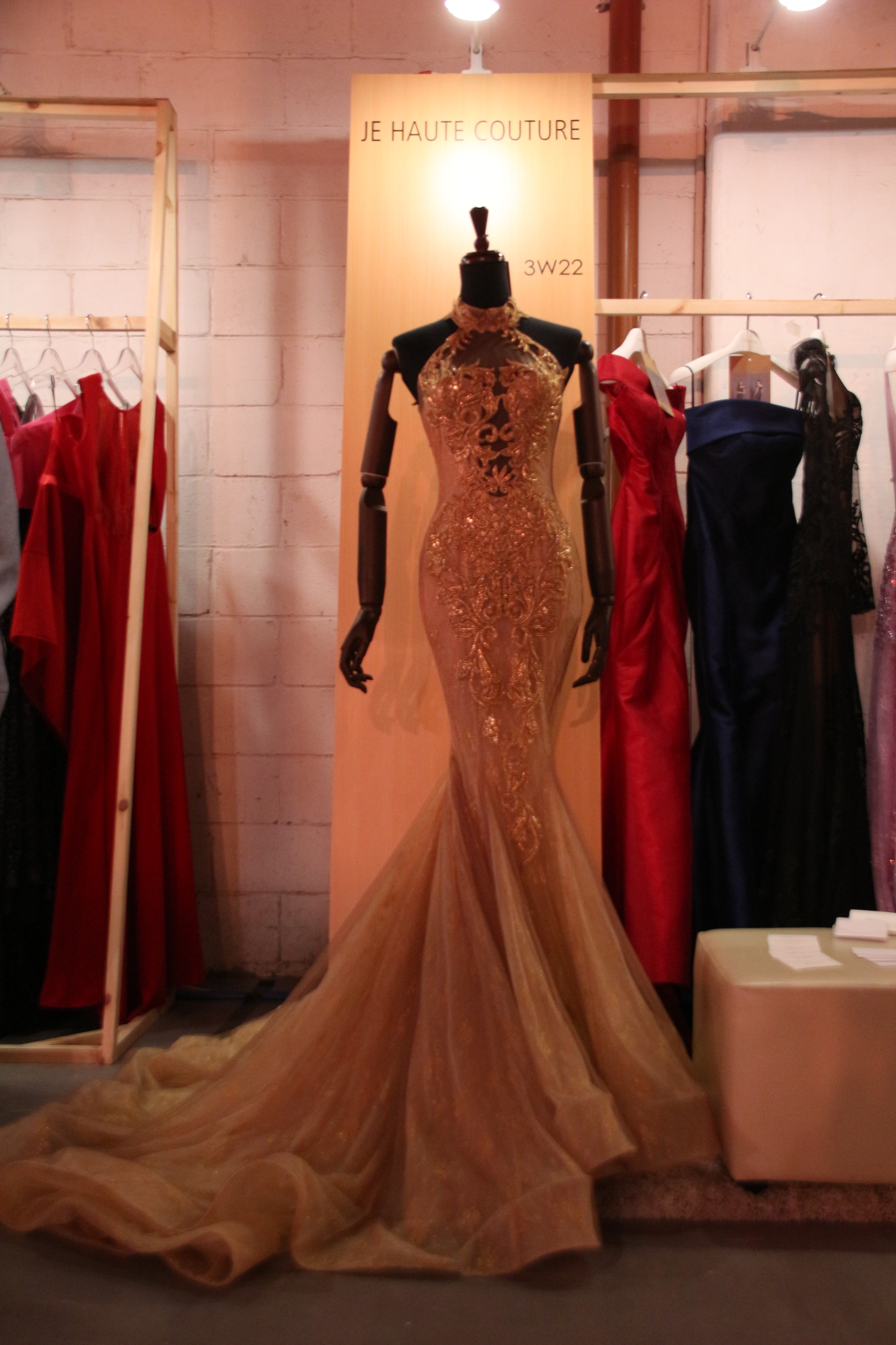 JE Haute Couture gowns make heads turn at Taipei IN Style