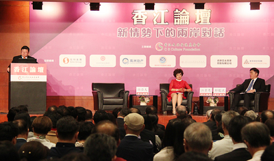 Sun Yafu refutes rumors of a reunification timetable set by the Chinese government.