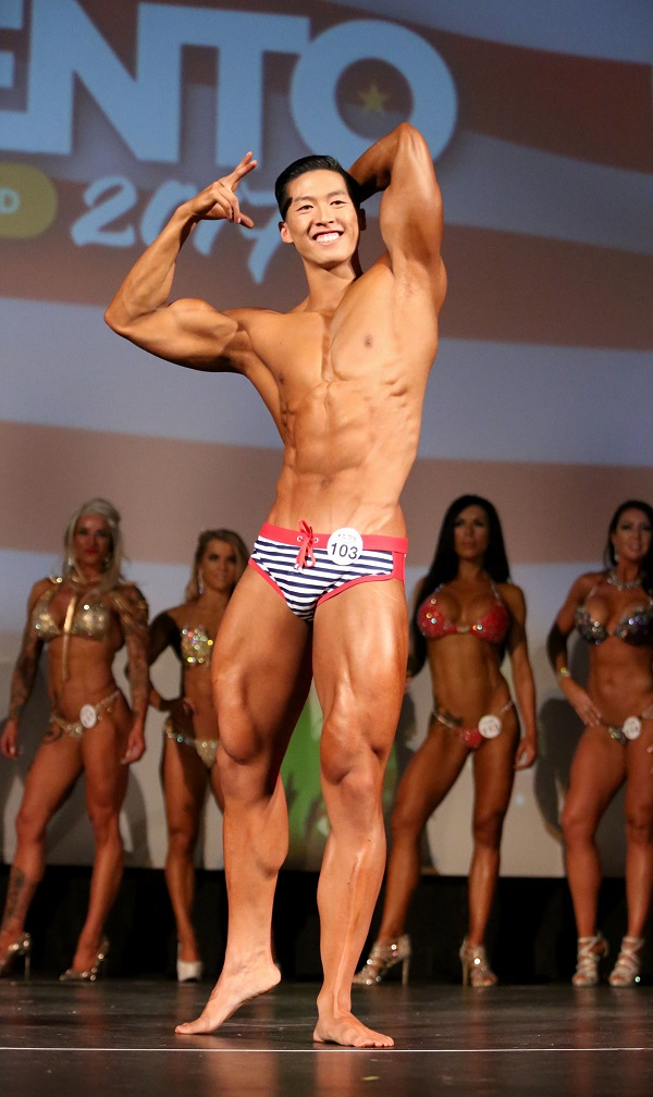 Taiwanese-American dentist becomes fitness champ in US
