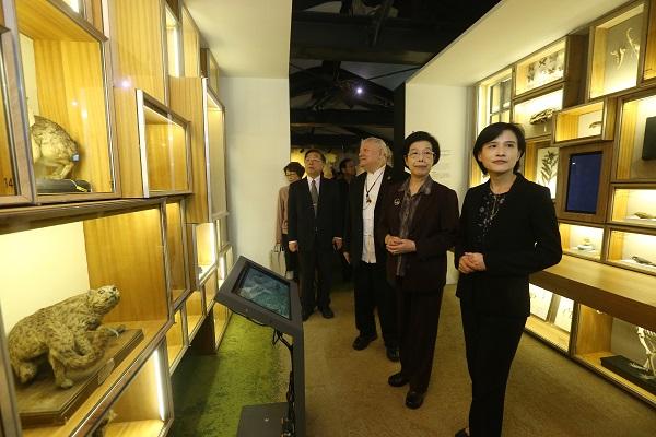 百年台博館新生 建築與自然史文物成看點
