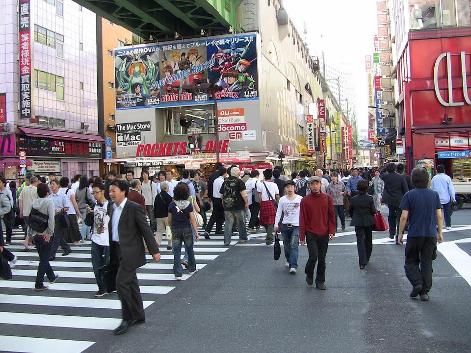 傳統上,日本對於外來移民十分保守,不太會創造出讓外國人士感到「日本是家」的歸屬感,這種風氣使外來移民比例長期偏低。(圖片來源:Pixaba
