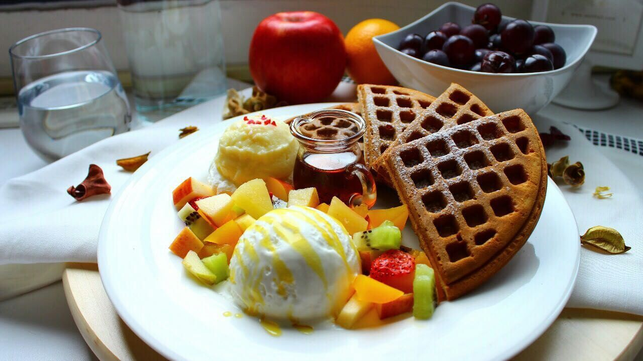 Taiwanese waffle chain opens shop in New Delhi
